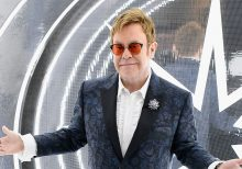 Elton John reveals he wore diaper, and used it, during Las Vegas show: 'If they only knew'