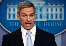 Ken Cuccinelli denies fleeing DC bar due to 'juvenile' verbal assault by former Dem governor