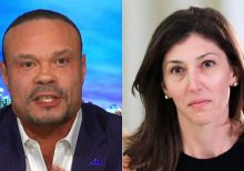 'Is she serious?': Dan Bongino says Lisa Page, other 'deep-staters' are in panic mode