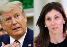 Trump hits back at Lisa Page after ex-FBI lawyer breaks silence