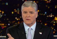Sean Hannity blasts impeachment inquiry report