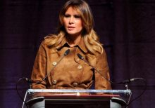 Melania Trump: Lawyer who invoked Barron Trump's name for laughs at impeachment hearing 'should be ashamed'
