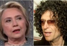 Hillary Clinton clears up 'lesbian' rumors, tells Howard Stern: 'I actually like men'