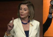 Pelosi says Clinton was impeached for 'being stupid,' downplays House Democrats' effort against Trump