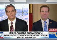 Rep. Swalwell grilled on impeachment inquiry, defends release of Nunes' phone records