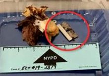 NYPD officer injured from razor blade found inside sandwich, investigation launched