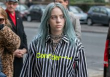 Billie Eilish is burned by cigarettes in new video that some call 'triggering,' possible bad influence for ...