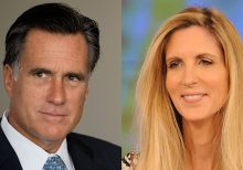 Ann Coulter counts Mitt Romney among 'feckless old ladies' in GOP who may vote to convict Trump