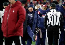 Patriots caught videotaping Bengals after 'unintended oversight'