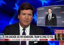 Tucker Carlson: Horowitz report exposed CNN's Trump-FISA narratives as misleading