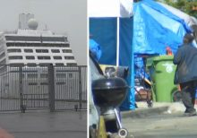 Oakland considers housing the homeless on a cruise ship