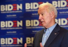 Biden confronted on Ukraine but doesn't answer, later links Trump to El Paso massacre