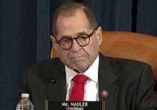 Nadler brushes off Van Drew's planned jump to GOP, says he's 'reacting' to poor poll numbers