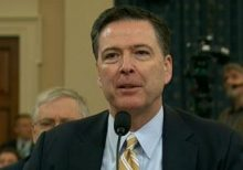 Comey admits error in defense of FBI's FISA process after IG report: 'He was right, I was wrong'