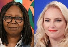 'The View' gets heated as Whoopi Goldberg shuts down Meghan McCain: 'Girl, please stop talking'