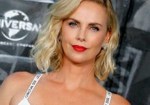 Charlize Theron recalls moment her mom shot and killed her dad in 'self-defense': 'She ended the threat'