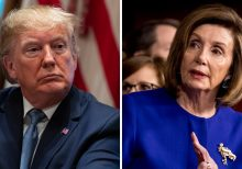 Trump tells Pelosi in blistering letter that Dems have 'cheapened the importance' of impeachment