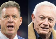 Cowboys' Jerry Jones responds to Troy Aikman's criticism, believes he would want heavy hand in decision-making