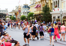 Disney World intern shares its secrets: Why are their American flags short one star and stripe?