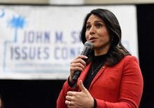 Tulsi Gabbard votes 'present' on Trump impeachment articles, breaks with Dems