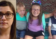 Indiana woman sentenced after killing 3 kids trying to board school bus; mom charged for lunging at her in ...