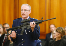 New Zealand collects more than 50K guns after assault weapon ban following mosque attack