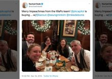 Dan Gainor: Trump impeachment thrills left-wing media –'Merry Impeachmas!'