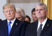 Christianity Today's call for Trump's removal would have 'disappointed' Billy Graham, his son says