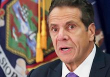 Cuomo vetoes bill letting all judges officiate weddings – because some were Trump-appointed