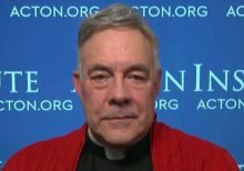 Father Robert Sirico on Christmas civility: 'We need a little more corniness. I think we've become far too ...