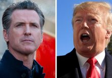 Trump warns Newsom: If California homeless crisis persists, feds 'will get involved'
