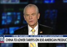 Peter Navarro: 'It's going to be a boom year in 2020 for the American economy'