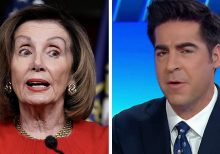 Jesse Watters: Pelosi looks 'weak,' 'scared,' 'tired' by withholding impeachment articles from Senate