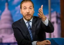 NBC News Chuck Todd ripped for 'embarrassing, enraging' comments about disinformation
