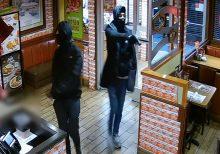 Virginia police seeks 2 crooks after Denny's robbery that left DoorDash driver dead
