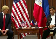 Duterte bans US senators from Philippines, threatens new visa rules for Americans