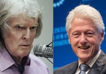 Don Imus clash with Clintons at DC correspondents dinner in 1996 was among controversial moments