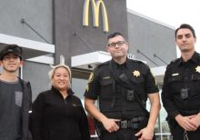 McDonald's employees aid drive-thru customer who mouths 'Help me': police