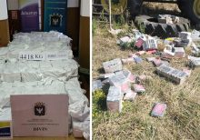 Uruguay seizes 6 tons of cocaine worth $1B in country's largest bust