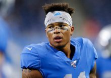 Detroit Lions receiver Marvin Jones and wife mourning loss of son Marlo, 6 months old