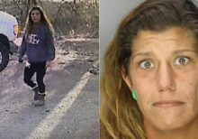 Pennsylvania woman who lit motor home on fire while wearing 'Act Crazy' shirt arrested, police say