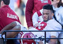 Alabama's Tua Tagovailoa posts cryptic message as he weighs NFL decision