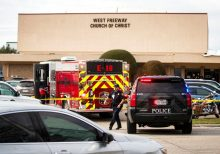 Texas Republican credits church security team, change in state law after shooting