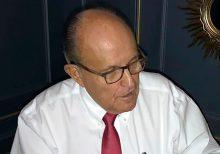 Giuliani calls Swalwell a coward after congressman's attack