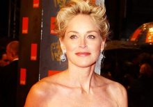 Sharon Stone 'blocked' from dating app after users assume her account is fake