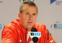 Urban Meyer's daughters come for ESPN anchor over crack about their father