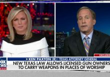 Texas AG: I hope other states, churches enact concealed-carry policies after shooting