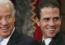 Hunter Biden fires back after PI claims secret bank records 'verify' $156M counterfeiting scheme