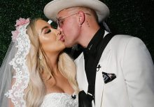Tana Mongeau says she's 'lost herself' 4 months after tying the knot to Jake Paul