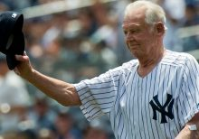 Don Larsen, former Yankees pitcher who threw only World Series perfect game, dead at age 90